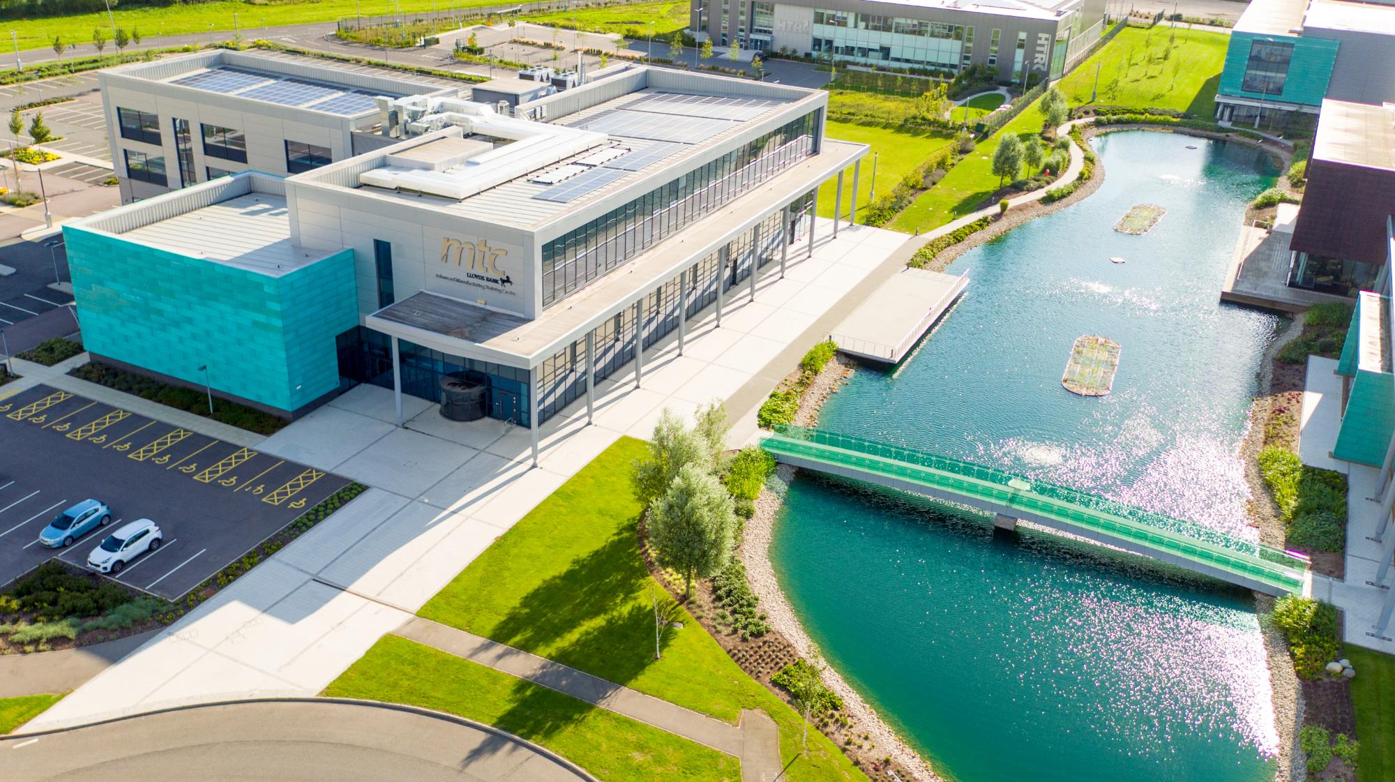 AMTC Aerial Photo